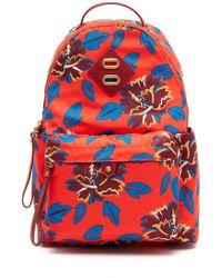 Anne Klein - Jane Print Medium Backpack - Lyst