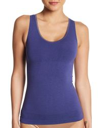 Yummie By Heather Thomson - Convertible Neck Line Tank - Lyst