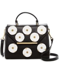 Ted Baker - Daisii Flower Applique Shoulder Bag - Lyst
