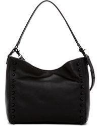 Loeffler Randall   Mini Leather Hobo Bag   Lyst