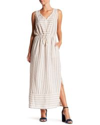 Thacker NYC - San Miguel Striped Dress - Lyst