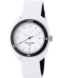 adidas Originals - Women's Stan Smith Silicone Watch - Lyst