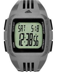 adidas Originals - Men's Duramo Digital Watch - Lyst