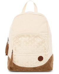 Roxy - Lately Backpack - Lyst