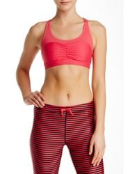 Roxy - Spirit Sports Bra - Lyst