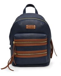 Adrienne Vittadini - Pebble Grain Backpack - Lyst