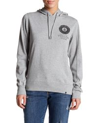 Volcom - Droppin In Hoodie - Lyst