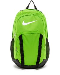 dfabd4050e4a Lyst - Nike Brasilia 7 Xl Backpack in Green for Men