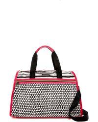 Betsey Johnson   Nylon Weekend Bag   Lyst