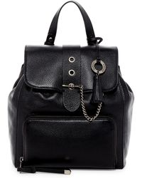 Badgley Mischka - Beulah Leather Backpack - Lyst