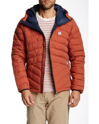Bench - Homage Quilted Jacket - Lyst