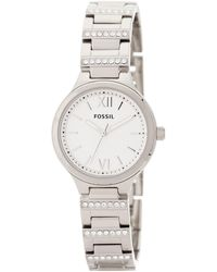 Fossil - Women's Stainless Spectacle Bracelet Watch - Lyst