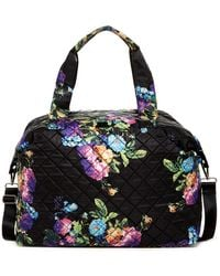 Steve Madden - Quilt 2s Quilted Nylon Weekend Bag - Lyst