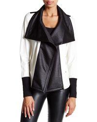 Apres Ramy Brook - Sage Asymmetrical Jacket - Lyst