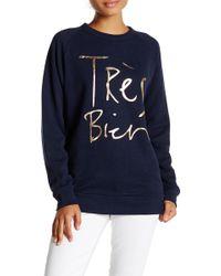 Chrldr - Tres Bien Sweater - Lyst