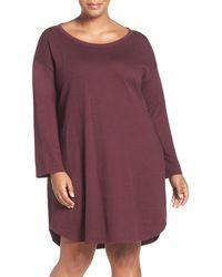 Caslon - A-line Dress (plus Size) - Lyst