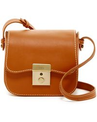 Kelsi Dagger Brooklyn - Assembly Mini Leather Crossbody - Lyst