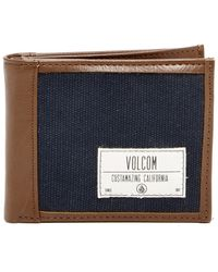 Volcom - Hybrid Wallet - Lyst