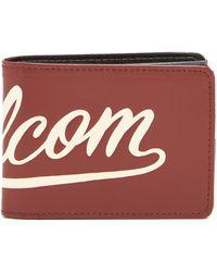 Volcom - Picto Wallet - Lyst