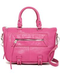 She + Lo - Rise Above Mini Leather Satchel - Lyst