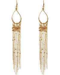 Diane von Furstenberg - Thea Dream Dangle Earrings - Lyst