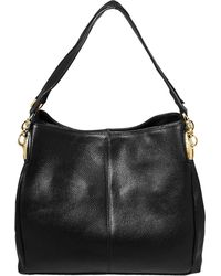 Erica Anenberg | Gramercy Leather Hobo Bag | Lyst
