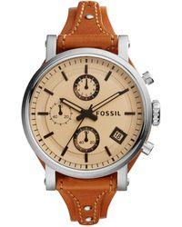 Fossil - Women's Original Boyfriend Sport Watch - Lyst