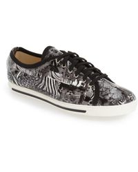 French Sole - 'hampton' Water Resistant Patent Leather Sneaker (women) - Lyst