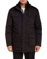 Tumi - Removable Lining Padded Jacket - Lyst