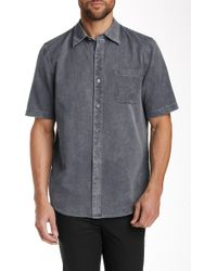 Nat Nast - Havana Short Sleeve Regular Fit Shirt - Lyst