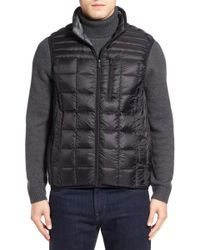 Tumi - 'nano' Quilted Down Vest - Lyst