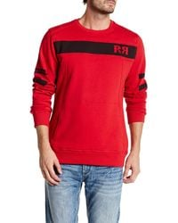 Rock Revival - Fleece Pullover Sweater - Lyst
