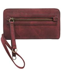 Chinese Laundry - Frieda Zip Wallet - Lyst