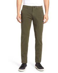 Good Man Brand - 'goodx' Slim Fit Pants - Lyst