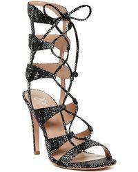 J/Slides - Gillian Caged Heel Sandal - Lyst