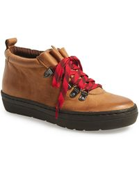 Otbt - 'green Lake' Lace-up Boot (women) - Lyst