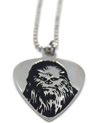 Han Cholo - Chewbacca Guitar Pick Necklace - Lyst