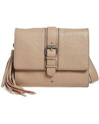 Treasure & Bond - Small Leather Messenger Bag - Lyst