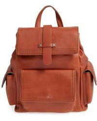 Treasure & Bond - Leather Utility Backpack - Lyst