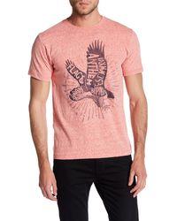 Flag & Anthem - Liberty Eagle Short Sleeve Tee - Lyst
