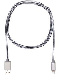 Original Penguin - Fabric Design Lightning To Usb Cable - 3 Feet - Lyst
