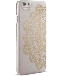 Nanette Lepore | Gold Lace Dot Iphone 6/6s Case | Lyst