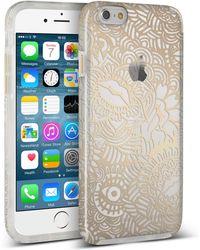 Nicole Miller - Iphone 6s 2-piece Slim Case - Eyes Lips - Lyst