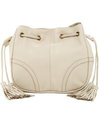 Isabella Fiore - Penelope Leather Crossbody - Lyst