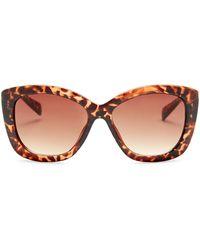 Jessica Simpson   Women's Plastic Sunglasses   Lyst