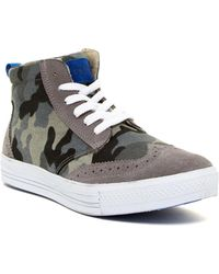 Joe's Jeans - Shady High Top Trainer - Lyst