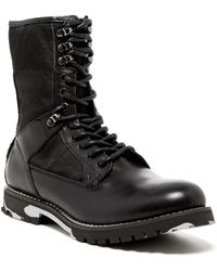 Joe's Jeans - Vince Lace-up Leather Boot - Lyst
