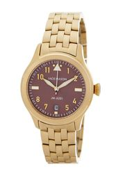 Jack Mason Brand - Women's Aviation Bracelet Watch - Lyst