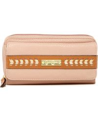Jessica Simpson - Willow Flap Wallet - Lyst