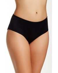 Joan Vass | Molded Padded Brief (plus Size Available) | Lyst